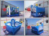 Belüftung-Plane-aufblasbarer kombinierter Prahler 2017 für Kinder T3-701