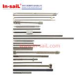 Edelstahl CNC-maschinell bearbeitenwelle