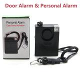 130dB van uitstekende kwaliteit 2 in 1 Persoonlijk Alarm van de AntiAanval van Vrouwen met de Functie van het Alarm van de Deur