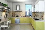 Weißer Küche-Schrank