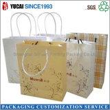 Heiß-Verkauf gedruckter verpackender Papierbeutel für Kleidung