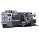 Lathe Wm210V металла переменной скорости миниый