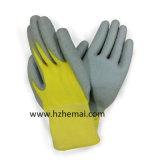 Voller Daumen tauchte hitzebeständiger Handschuh-Latex eingetauchten Schnitt-beständigen Handschuh ein