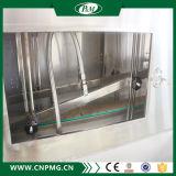 Halbautomatische Shrink-Hülsen-Etikettiermaschine für Getränkeflaschen