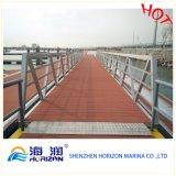 Decking смеси WPC цены по прейскуранту завода-изготовителя деревянный пластичный в Гуанчжоу