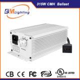 Quadratische Niederfrequenzwelle 315W CMH wachsen Beleuchtung-elektronisches Vorschaltgerät für Wasserkulturinstallationssätze