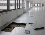 Fabrik-sauberer Raum-Kalziumsulfat-angehobener Bodenbelag