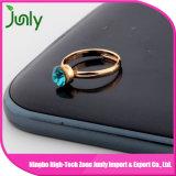 El último nuevo anillo de dedo del oro del diseño para las mujeres