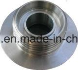 O aço inoxidável que gira precisamente &Milling, CNC fêz à máquina partes na entrega alerta