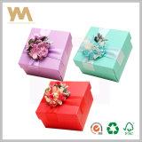 Коробка подарка упаковки конфеты с тесемкой для венчания