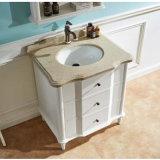 Governo sanitario della vernice della stanza da bagno americana bianca della quercia (GSP14-026)