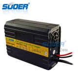 Chargeur de véhicule du chargeur de batterie solaire de Suoer 7A 8A 6V 12V (SON-10A+)