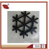 Techo decorativo de aluminio a prueba de humedad de la capa del polvo del surtidor de China
