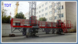Duplo Plataforma de trabalho Mast