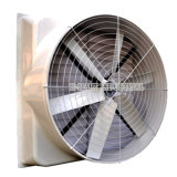 Système de refroidissement de ventilateur d'aérage de déflecteur de ventilateur d'extraction