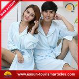 新しいデザイン平野のカップルの浴衣の女性および人の浴衣、綿の浴衣