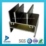 Perfil de alumínio de alumínio da estrutura do Casement do indicador com o pó revestido