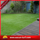 Дешевая селитебная искусственная трава дерновины для ландшафта сада