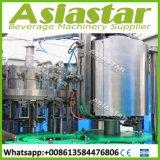máquina de embotellado carbónica automática rotatoria de la bebida 6000bph-8000bph