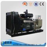 침묵하는 375kVA300kw 전력 디젤 엔진 생성 세트