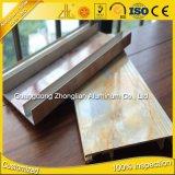 Guarnição de alumínio da telha do perfil da liga 6063 T5 de alumínio