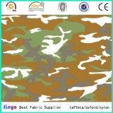 Belüftung-überzogenes Digital gedrucktes Gewebe 600*300d für Armee