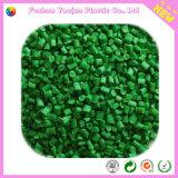 プラスチック原料のための草色Masterbatch