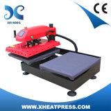 Máquina dual neumática profesional de la prensa del calor de la camiseta de la estación de Digitaces
