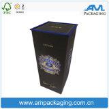 Коробка твердого бумажного напитка упаковывая для водочки