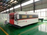 máquina de estaca do laser da fibra de 1000W Ipg com tabela da troca