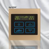 Air-to condition Thermostat Touch Switch in Acrylic Frame (SK-AC100B)