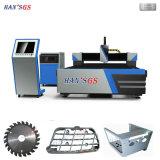 Cortador inoxidable alto del laser del CNC de la placa de acero de la eficacia 2000W