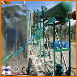 Mini machine de raffinerie de /Modular de raffinerie de pétrole brut