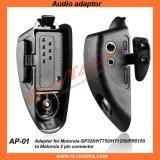 Adapter voor Motorola Gp328 aan Motorola 2 de Schakelaar van de Speld