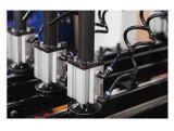 Macchina dell'Multi-Alesaggio di righe di falegnameria 6 di alta qualità
