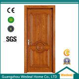 Porta de madeira contínua do folheado da alta qualidade da manufatura para hotéis