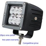 4inch fabriek direct, LEIDENE van de Garantie 2years Verlichting met Concurrerende Prijs, de LEIDENE Verlichting van het Werk door Professionele Fabrikant