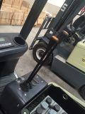 Un 2,5 Ton 2500kg Nuevo 4 ruedas Carretilla elevadora eléctrica