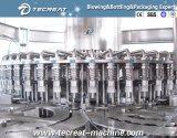 Máquina de rellenar del jugo del gránulo de la pulpa de la fruta de la botella del animal doméstico