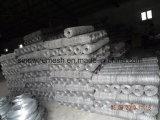 Высокое качество Горяч-Окунуло гальванизированное плетение мелкоячеистой сетки