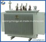 Tipo imergido petróleo transformadores abaixadores do equipamento elétrico de 3 fases