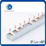 高品質Pin/Uのタイプ電気銅のバス・バー