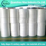 2016 гидрофильных новой конструкции супер мягких Non сплетенных для пеленки Topsheet младенца