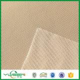 Le plus défunt tissu 100% de maille de 2:2 de polyester de modèle de shopping en ligne pour la garniture