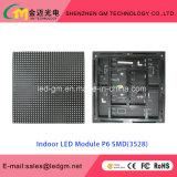 Preços por Atacado P4 interior Módulo de LED, 256 * 128 milímetros, USD13.8