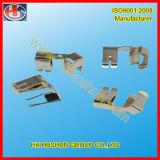 Metallabdeckung-Blatt, das Metallkontakt für Netzdosen (HS-BC-017, stempelt)