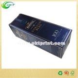 Caja de cartón de la alta calidad para el rectángulo de regalo del vino (CKT-CB-463)