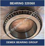 Rolamento de rolo 32036 X do atarraxamento da qualidade superior no estoque