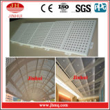 Fabrik-Preis-Zwischenwand-Fassadenelement InnenPerfortated Aluminium-Furnier-Blatt