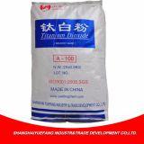 Dióxido Titanium TiO2 da alta qualidade branca do pó